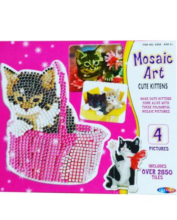 Kitten-Mosaic