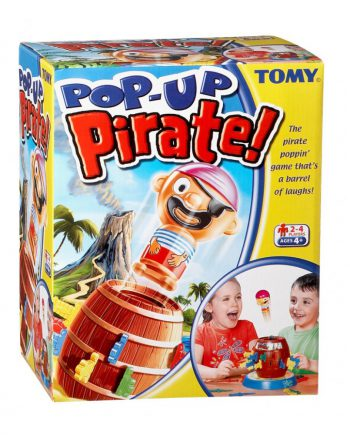 Pop up pirate