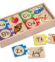 self correcting letter puzzle