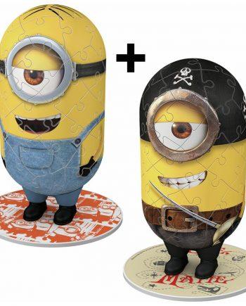 Minions 3D Puzzle 3D