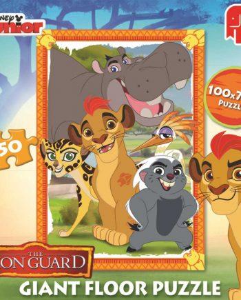 Lion Guard Puzzle