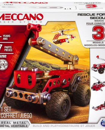 Meccano Rescue Force