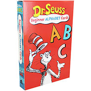 Dr Seuss Alphabet Flashcards