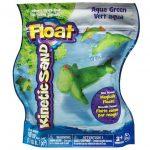 Kinetic sand float aqua green