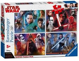 Star wars bumper pack puzzle